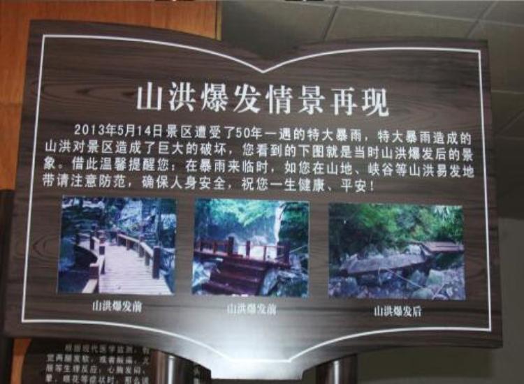 三爪仑国家森林公园标识设计案例